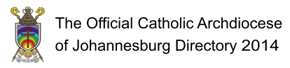 Catholic Johannesburg Church Directory